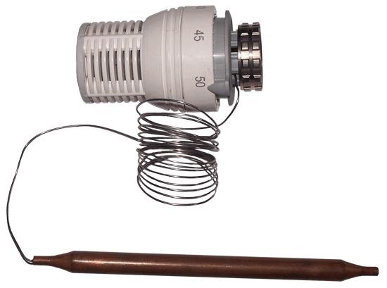 IB-M 2 - głowica termostatyczna z kapilarą