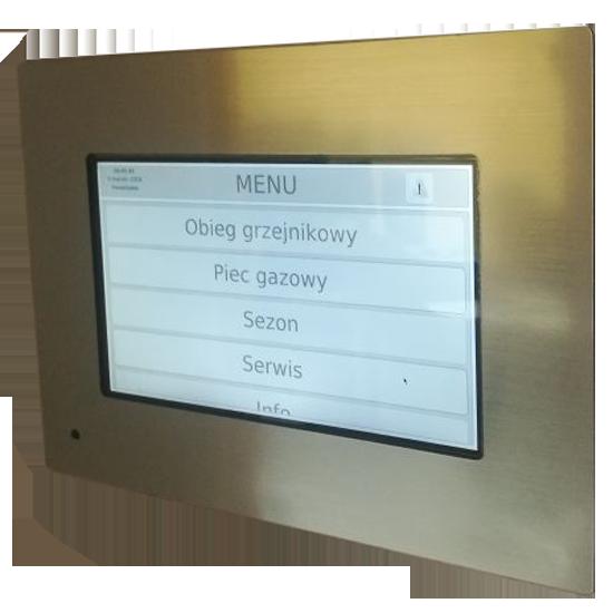 IB-MUOPi-LCD-7 - interfejs dostępowy