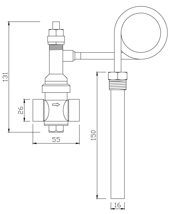 IB-VM 4 - Zabezpieczenie termiczne